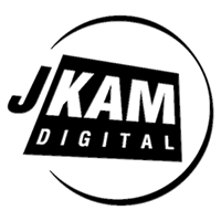 J Kam Digital logo
